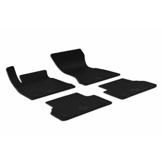 AUDI A5 B9 2016-> Gumarny Zubri salono kilimėliai