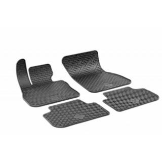 BMW 1er F40 2019-> Gumarny Zubri salono kilimėliai