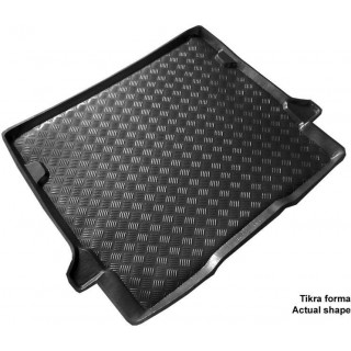 Citroen C4 Picasso 7 vietų 2007-2013 Mix-plast bagažinės kilimėlis