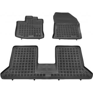 Dacia Dokker 2012-> Rezaw plast salono kilimėliai