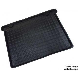 Fiat Doblo 5 vietų w tailgate without grill 2009-> Mix-plast bagažinės kilimėlis