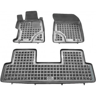 Honda Civic Sedan IX 2012-2015 Rezaw plast salono kilimėliai