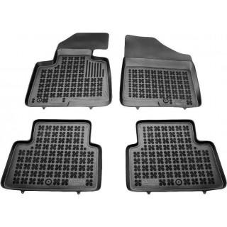 Hyundai Santa Fe III 2012-2018 Rezaw plast salono kilimėliai