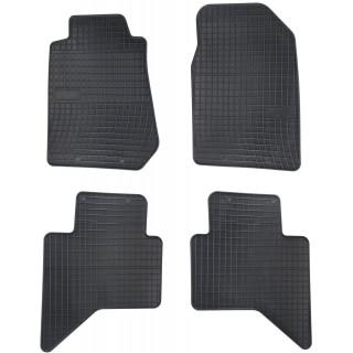 Isuzu D-MAX 2011-2020 Frogum salono kilimėliai
