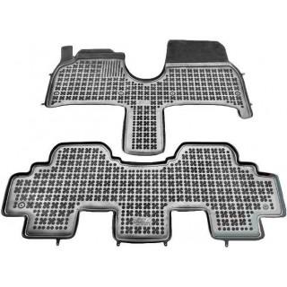 Citroen C8 2002-2014 Rezaw plast salono kilimėliai