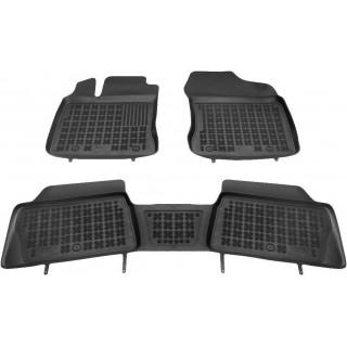 Lexus CT 200h 2011-> Rezaw plast salono kilimėliai