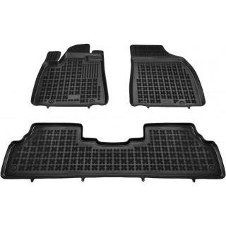 Lexus RX III (AL10) 2012-2015 Rezaw plast salono kilimėliai