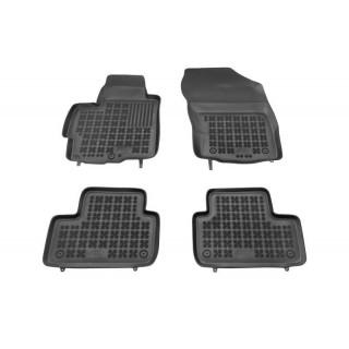 Mitsubishi ASX 2010-2018 Rezaw plast salono kilimėliai