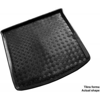 Mitsubishi Outlander 2012-> 3-d row folded Mix-plast bagažinės kilimėlis