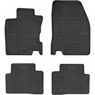 Nissan Qashqai II 2013-> Frogum salono kilimėliai