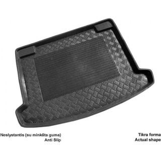 Renault Clio IV Grand Tour 2013-> Mix-plast bagažinės kilimėlis