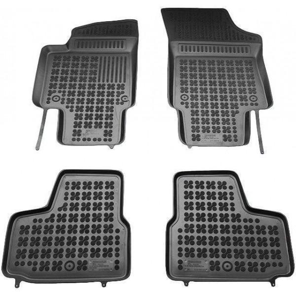 Skoda Citigo 2012-> Rezaw plast salono kilimėliai