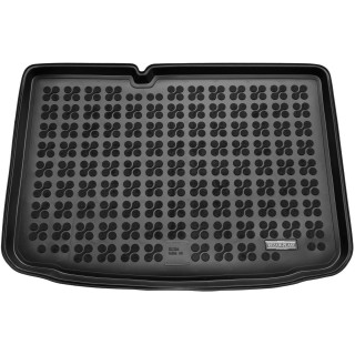 Skoda Fabia III Hatchback 2014-> Rezaw plast bagažinės kilimėlis
