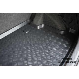 Renault Clio II 2seat 1998-2005 Mix-plast bagažinės kilimėlis