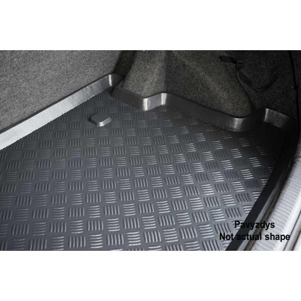 Skoda Citigo VAN 2 seats, 3 doors 2011-> Mix-plast bagažinės kilimėlis