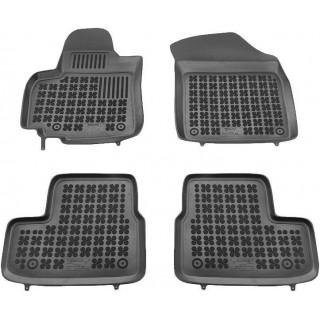 Suzuki Splash 2008-2014 Rezaw plast salono kilimėliai