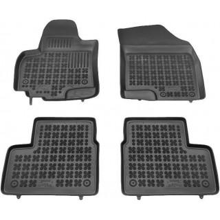 Suzuki Swift IV 2010-2017 Rezaw plast salono kilimėliai