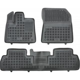 Toyota Proace City Verso 2020-> 5 vietų Rezaw plast salono kilimėliai