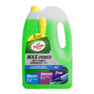 Stiklų ploviklis Turtle Wax MaxPower -2°C 4l